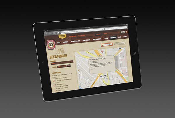 BEER FINDER MOBILE APP